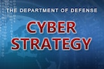 The Department of Defense cyber strategy guides the development of DoD's cyber forces and seeks to strengthen cyber defense and cyber deterrence posture. It focuses on building cyber capabilities and organizations for DoD's three primary cyber missions.