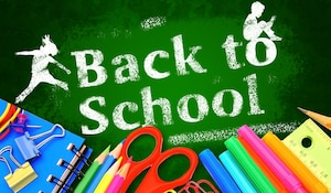 Many resources are available through the Military OneSource to assist military families at back-to-school time.