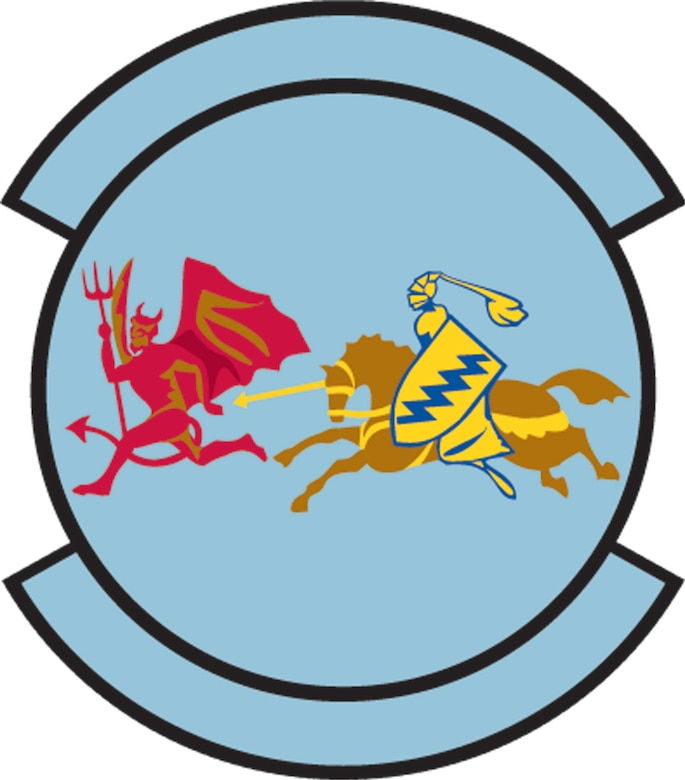 In accordance with AFI 84-105, chapter 3, commercial reproduction of this emblem is NOT authorized without the permission of the organization's commander.