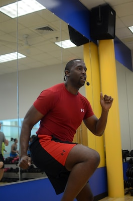 Robert Jackson, a Dothan, Alabama, native, now currently a mechanical engineer at the Huntsville Center, he is preparing for his third competition this year: the NPC Alabama State Championship Aug. 29.