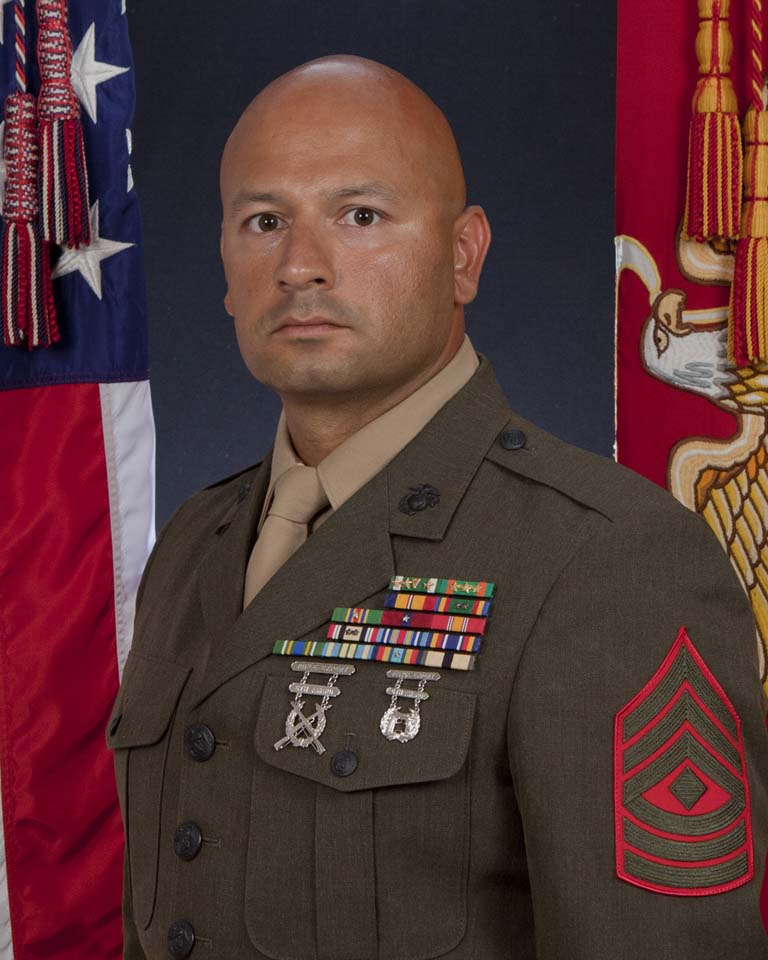 First Sergeant Giovanni A Lobo Gt Training Command
