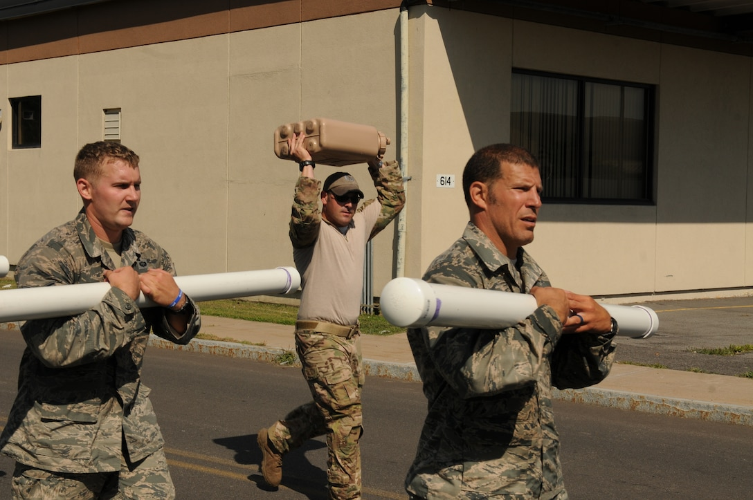 Future Joint Terminal Attack Controllers (JTAC) with the 274th Air Support 