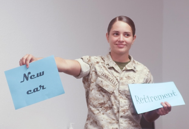 Work out your money skills at Financial Bootcamp > Marine Corps ...