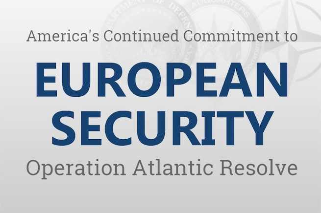 Secretary of Defense Ash Carter travels to Germany, Estonia and Belgium for meetings with European defense ministers and to participate in his first NATO Ministerial as defense secretary. Carter intends to reaffirm continued U.S. commitment to security in the region and hear from U.S. service members stationed in Europe.