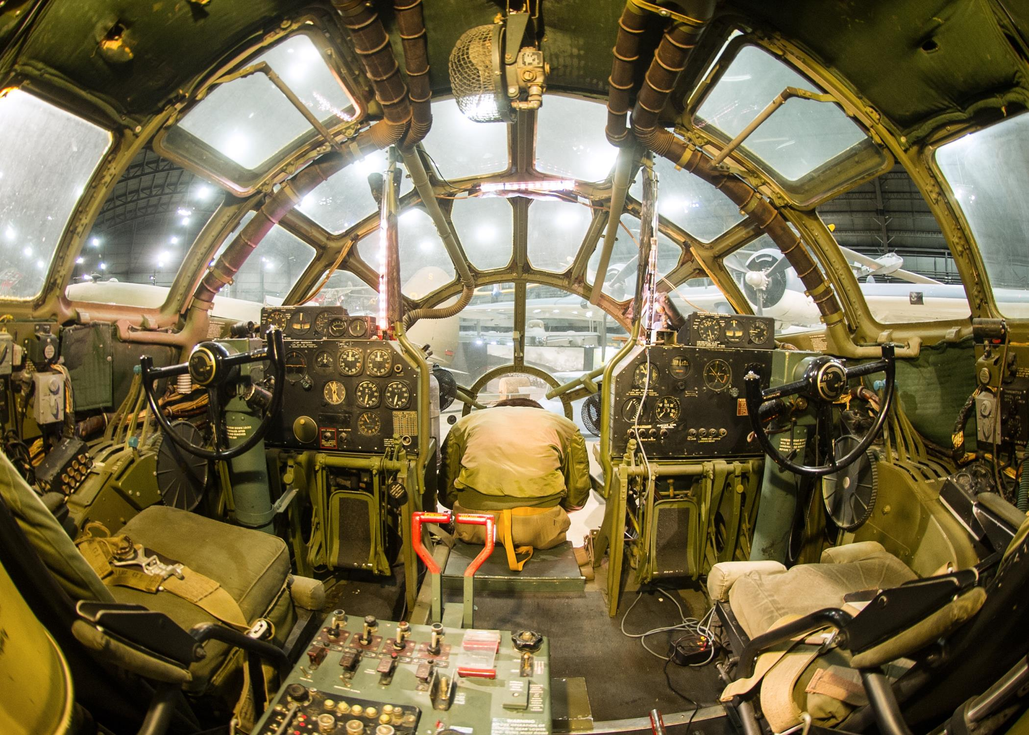 B 29 Inside Boeing B-29 Superfortr...