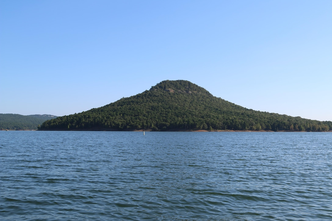 Sugar Loaf Mountain Nature Trail is a foot trail built by employees of the Greers Ferry Project Office of the Corps of Engineers' Little Rock District. Since Sugar Loaf Mountain is an island located on the western end of the upper lake, the trail can only be reached by boat. The nearest marinas are Sugar Loaf and Fairfield Bay.