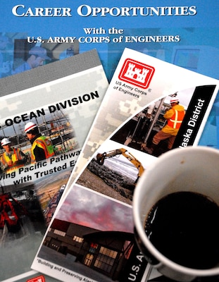 The U.S. Army Corps of Engineers – Alaska District is seeking qualified candidates in a variety of technical areas despite Army force reduction in Alaska. The organization has about 20 positions either pending announcement or currently advertised on the USA Jobs website, the official source of federal government employment listings. The project-funded agency's workload is anticipated to increase with future military and civil works construction. However, the hiring actions reflect the organization's mantra of striving to become faster, more affordable and better.