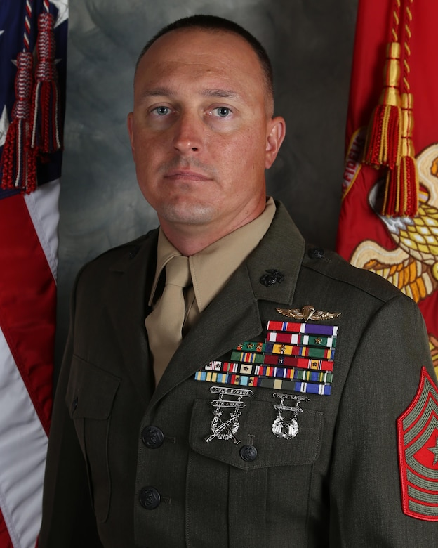 Sergeant Major, 2nd Battalion, 11th Marines