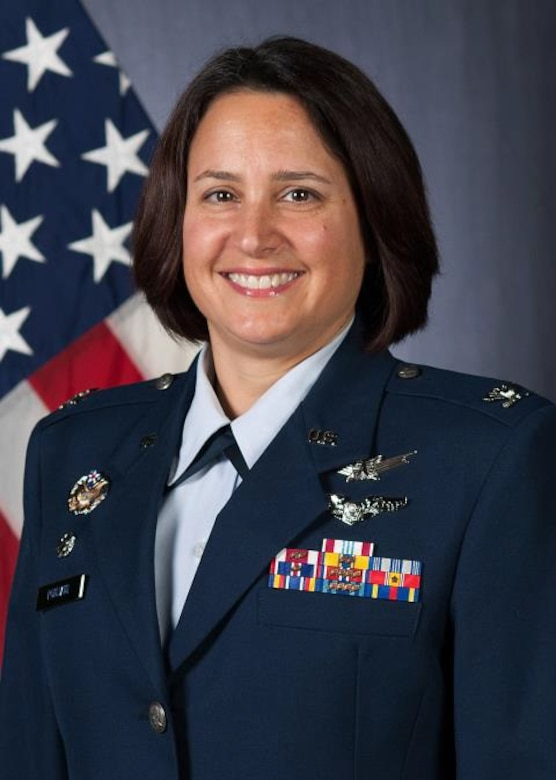 Col. Shahnaz Punjani,director of the Operationally Responsive Space Office, Kirtland Air Force Base, N.M. (U.S. Air Force courtesy photo)