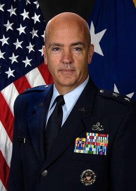 Maj. Gen. T. Glenn Davis
