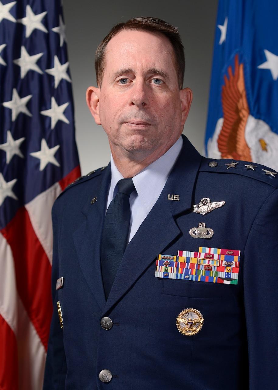 Official Air Force Image: LtGen John Shanahan Bio