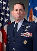 Official Air Force Image: LtGen John Shanahan Bio