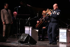 Senior Master Sgt. Tim Leahey, noncommissioned officer in charge of the
