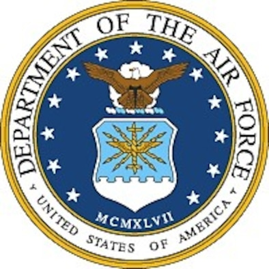 This is the official seal for the Department of the Air Force.