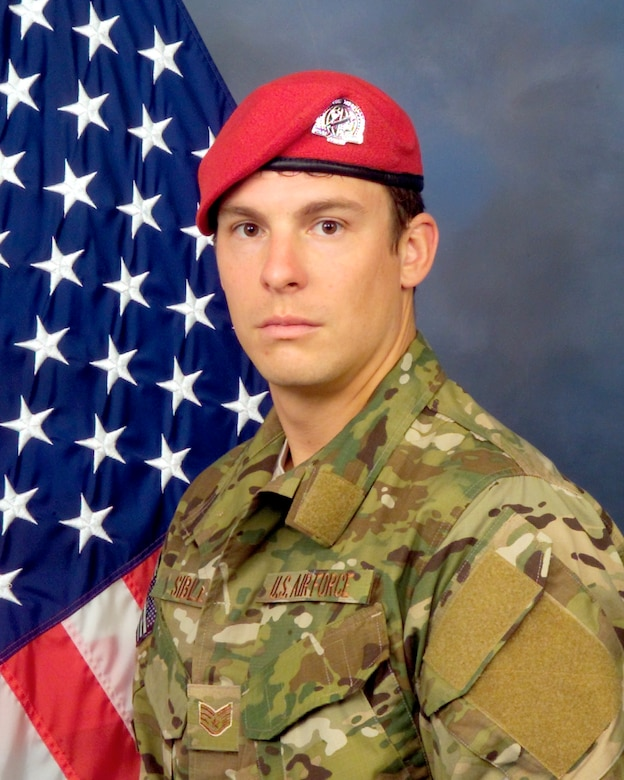 Staff Sgt. Forrest B. Sibley, 31, was killed at a vehicle checkpoint near Camp Antonik, Afghanistan, Aug. 26, 2015.  Sibley was a combat controller at the 21st Special Tactics Squadron, Pope Army Airfield, N.C. He was deployed in support of Operation Freedom's Sentinel. (Courtesy photo)