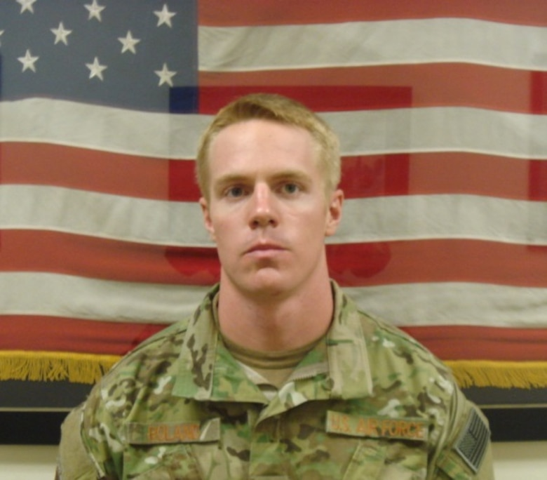 Capt. Matthew D. Roland, 27, was killed at a vehicle checkpoint near Camp Antonik, Afghanistan, Aug. 26, 2015. He was a special tactics officer at the 23rd Special Tactics Squadron, Hurlburt Field, Fla. He was deployed in support of Operation Freedom's Sentinel. (Courtesy photo)