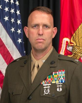 Colonel John W. Evans > Marine Corps Security Force Regiment > Bio ...