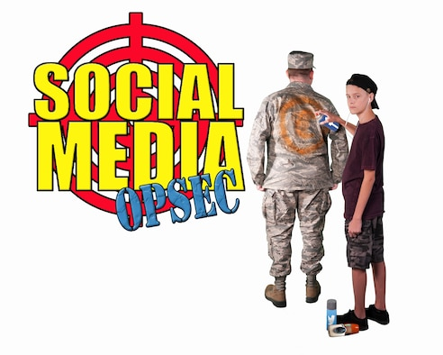 Poor social media OPSEC practices can paint a target on your military loved