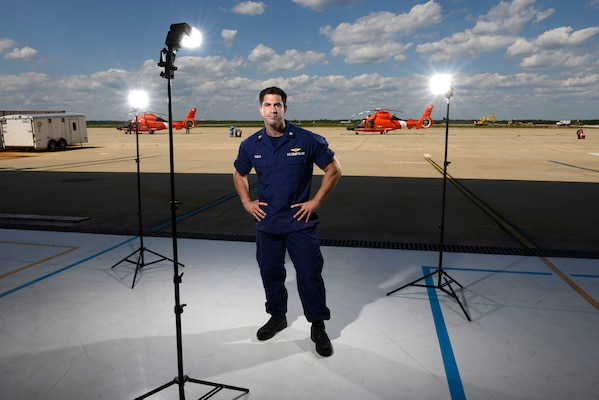 U.S. Coast Guard Petty Officer 1st Class Chris Razoyk, a rescue swimmer at U.S. Coast Guard Air Station Atlantic City, N.J., has a passion for photography. U.S. Coast Guard photo