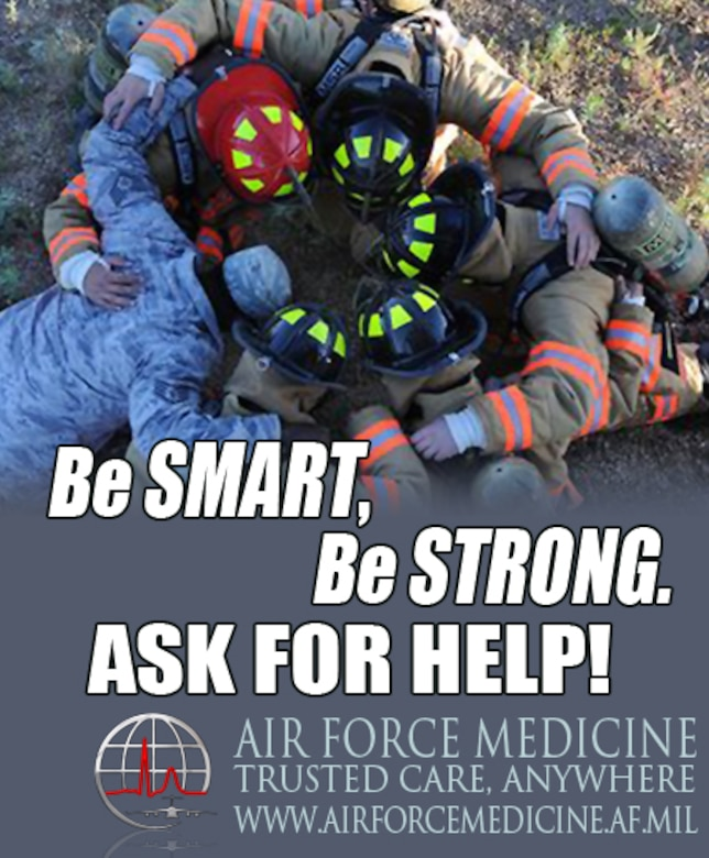 Ask for Help Sep 2015 ( AF Graphic / Steve Thompson)