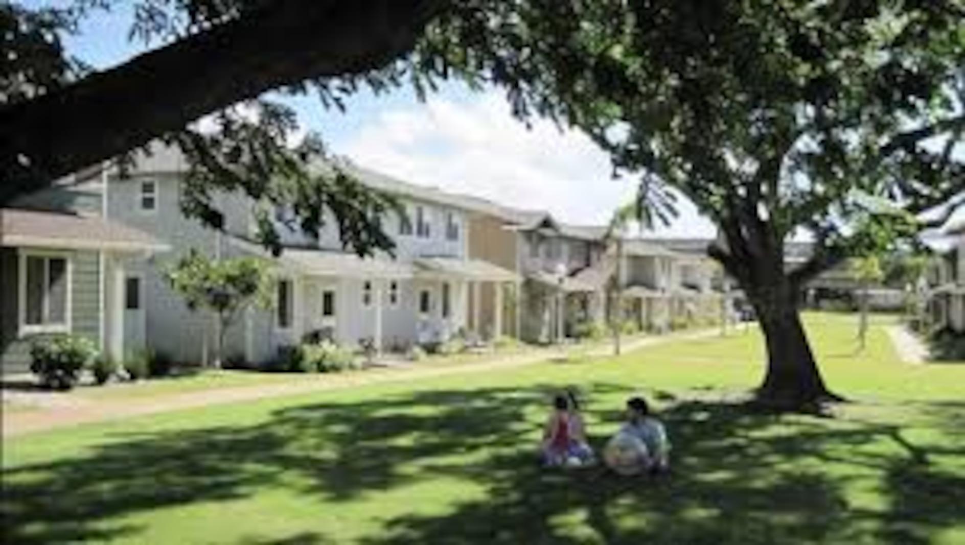 Family Housing in Hawaii