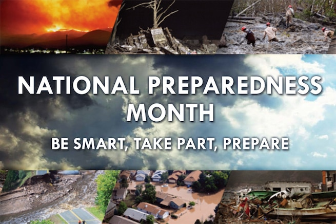 By preparing individuals, families, components and installations to respond to disasters and emergencies - from flooding to an active shooter - the Defense Department ensures the strength of the workforce and the ability to continue to safeguard U.S. security.