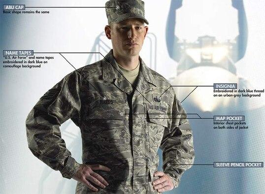 Uniform Wear Getting It Right Gt Fairchild Air Force Base