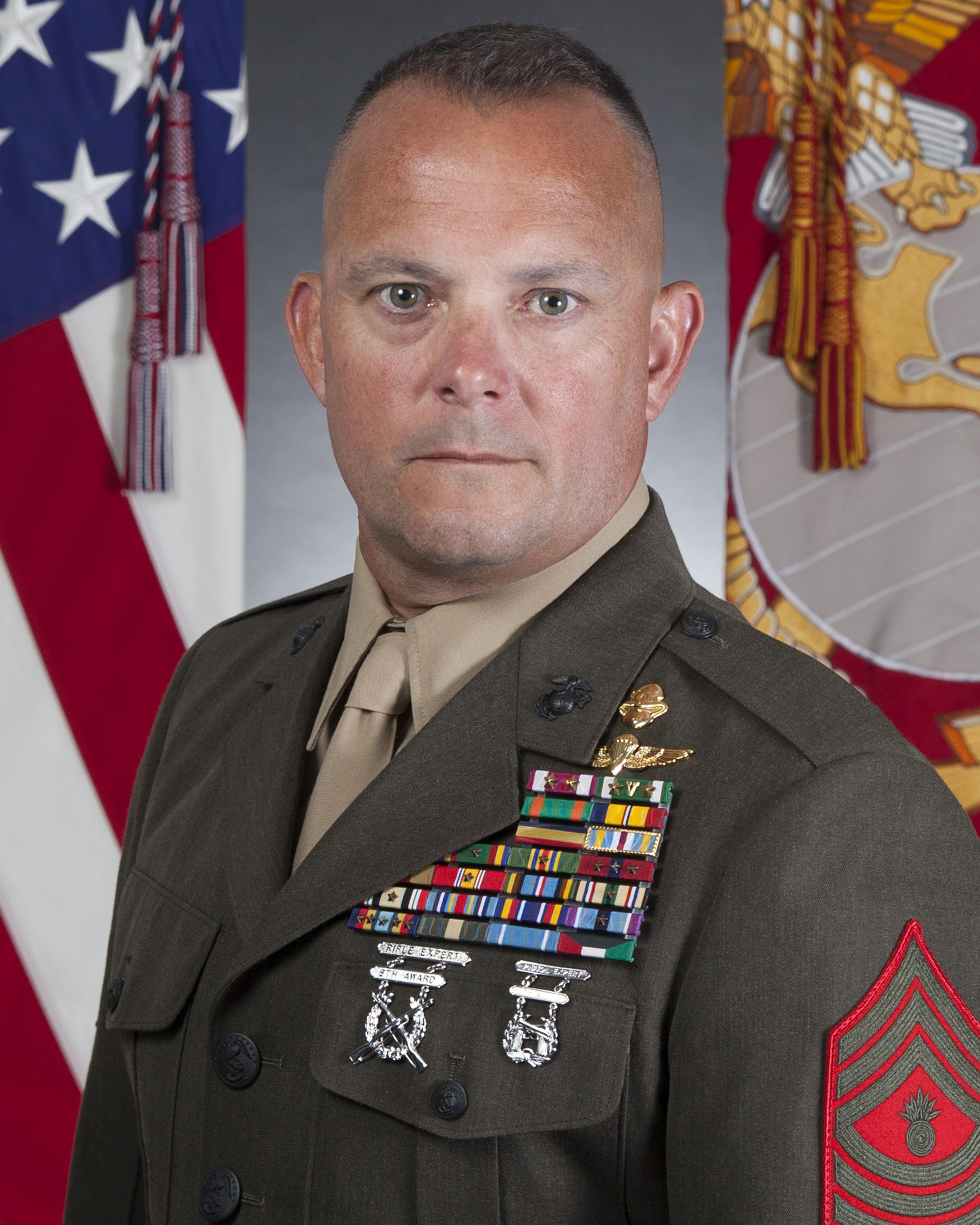 marine corp infantry officer