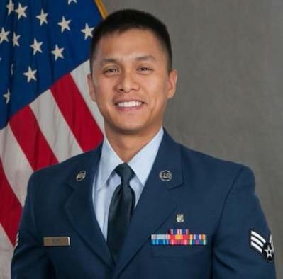 Senior Airman Allen Elbo, Vance AFB (Photo Credit: U.S. Air Force)
