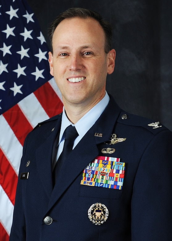 Colonel Leslie (Lee) T. Smith is the Wing Commander for the 120th Airlift Wing, Montana Air National Guard, Great Falls, Montana.