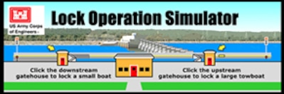 Lock Operation Simulator Ad