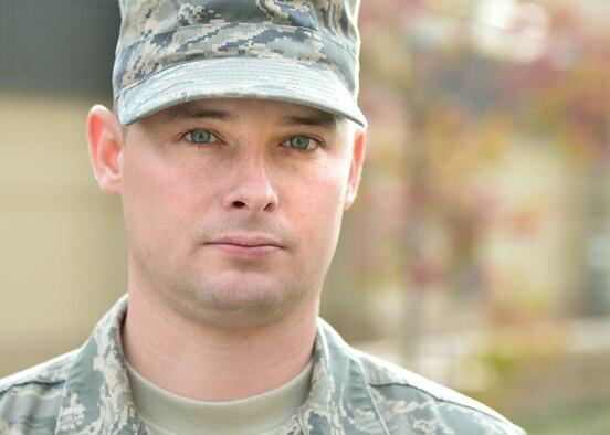 SSgt Robert Dupree, 9th AMXS, NCOIC of Debrief, Hometown: Porter, TX (U.S. Air Force photo by Robert Scott)