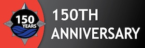 150th Anniversary web ad