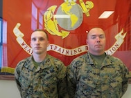 03 Dec 2015 - Coach of the week is LCpl Allen, Chase D. With H&S BN MCIEAST and High Shooter is LCpl David, Corey A. with MALS 14 shot a 339.