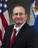 Mr. Alan Holt was photographed in the Pentagon on July 9, 2015, Washington, D.C. (U.S. Air Force photo/Jim Varhegyi)