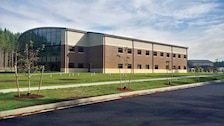 The Army Reserve Center project at Joint Base Lewis-McChord is a two year, $32 million (construction) 104,000-square-foot complex on a 22-acre site including a training facility, organization maintenance building and other various storage buildings.