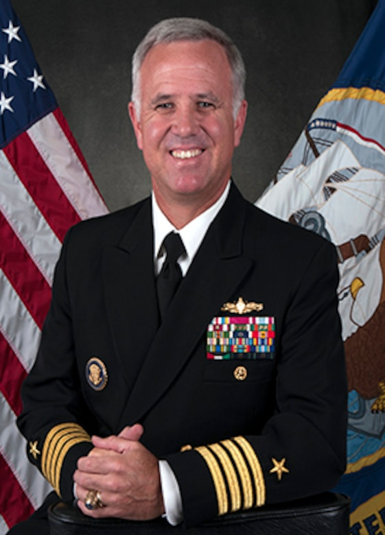 Chief of Staff, Commander, U.S. Third Fleet
