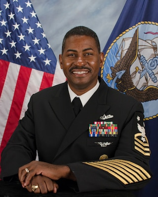 Fleet Master Chief, Commander, U.S. Third Fleet