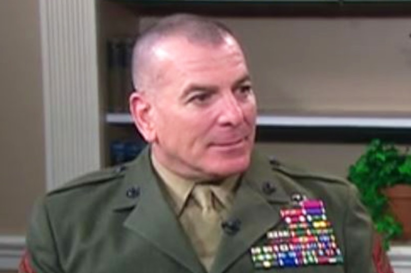 In his last interview as the senior enlisted advisor to the chairman of the Joint Chiefs of Staff, Marine Corps Sgt. Maj. Bryan Battaglia thanks the men and women in the military and discusses his focus on the Total Force Fitness initiative during his tenure as the U.S. military's top enlisted service member.