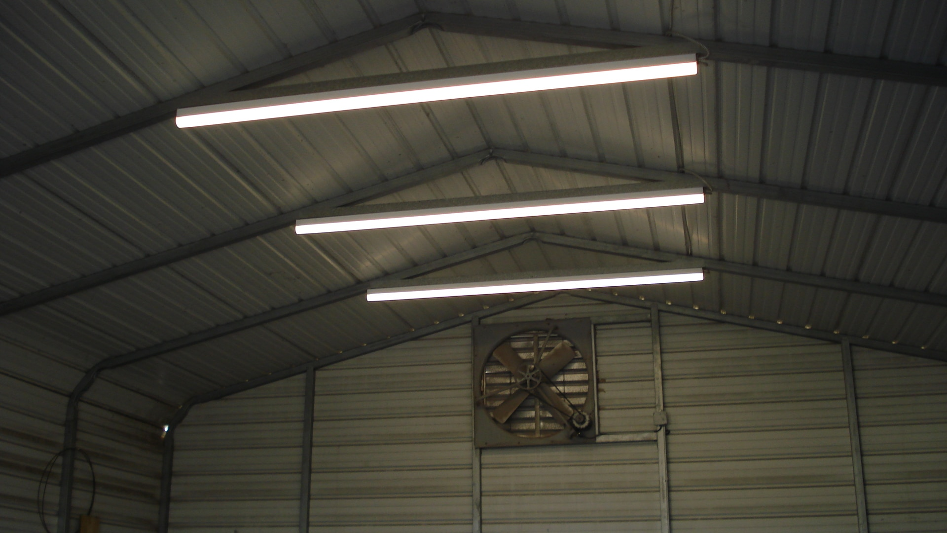 The switch to light-emitting diode lighting for interior and exterior lights at Defense Fuel Support Point Tampa in Florida will save more than $11,579 a year.
