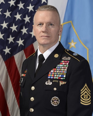 Army Command Sergeant Major John Wayne Troxell is the Senior Enlisted Advisor to the Chairman of the Joint Chiefs of Staff, and the senior noncommissioned officer in the U.S. Armed Forces.