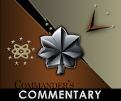 Commander's Commentary