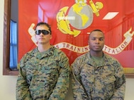11 Dec 2015 - High Shooter is Sgt Lohmann, Jesse A. with 2D MAR RDR BN shot a 343 and the Coach of the week is Cpl Poree, Joshua M. with HQ CO 8THMAR