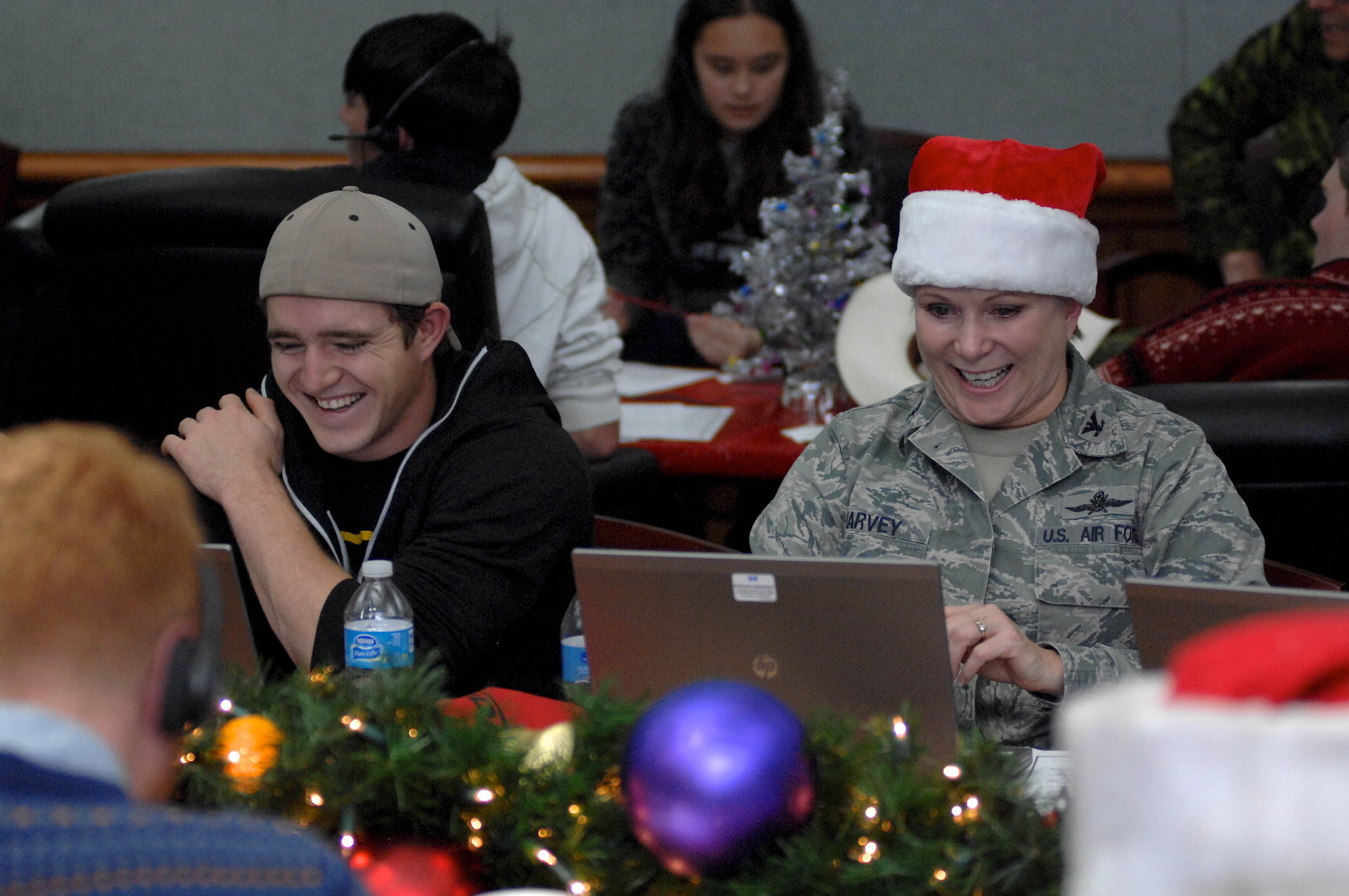 NORAD continues the 60-year tradition of tracking Santa > National ...