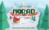 For 60 years the North American Aerospace Defense Command, including Alaskan NORAD Region at Joint Base Elmendorf-Richardson, has tracked Santa's movements as he travels around the globe on Christmas. The dedicated men and women of ANR have made the vital preparations necessary to help keep Santa safe on his journey around the world. When not tracking Santa, ANR's mission is to continuously provide warning of a possible aerospace attack within the region and will maintain aerospace control to include peacetime air sovereignty and appropriate aerospace defense measures in response to hostile actions within ANR's area of operation 24 hours a day, 365 days a year. (NORAD graphic)