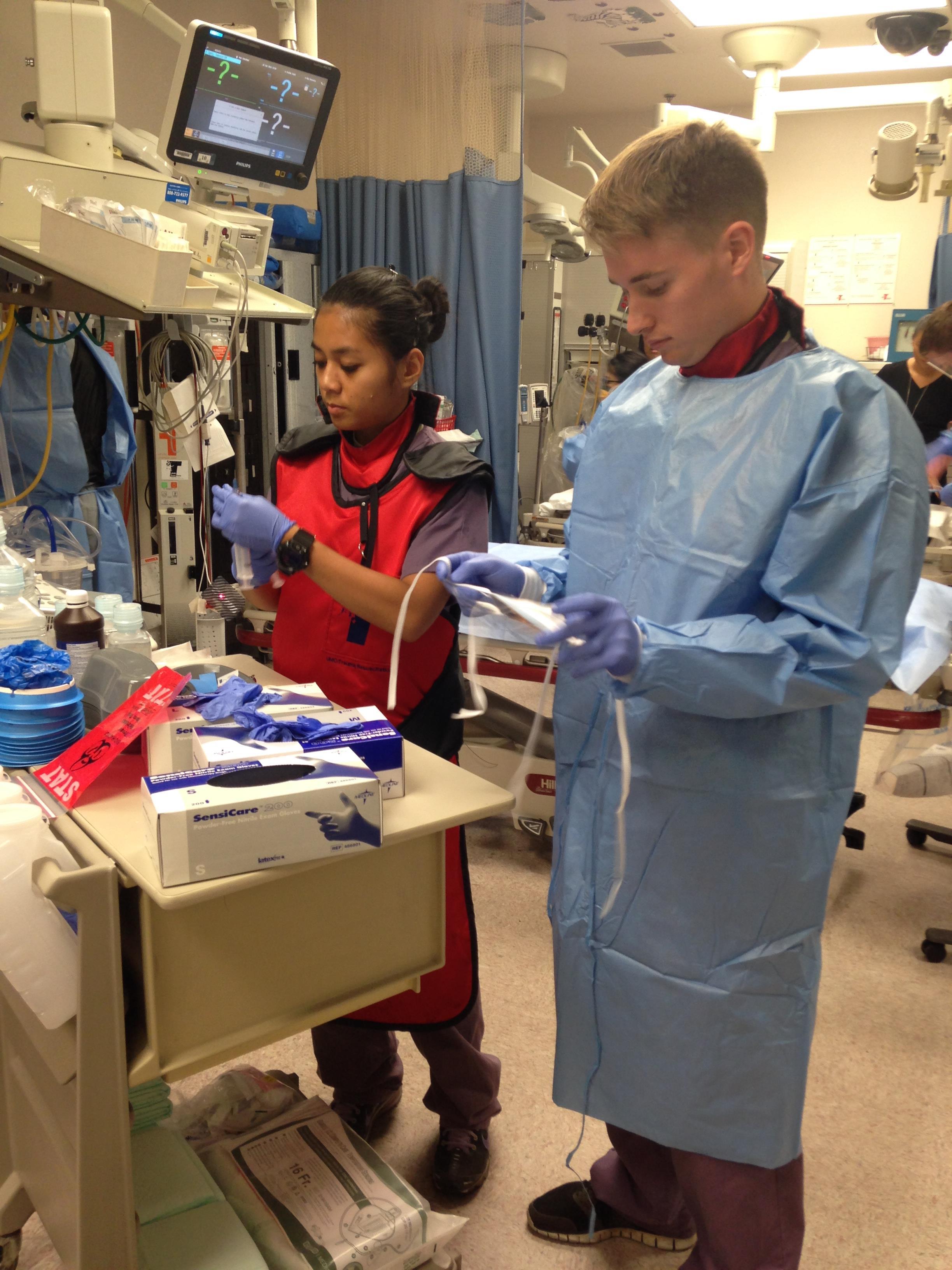 Smart Program Keeps Medics Ready For Any Contingency Gt U S