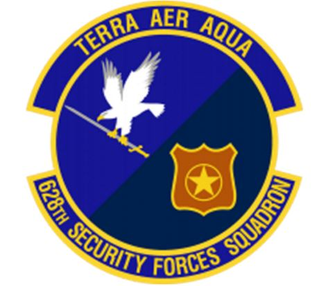 628th Security Forces Squadron > Joint Base Charleston
