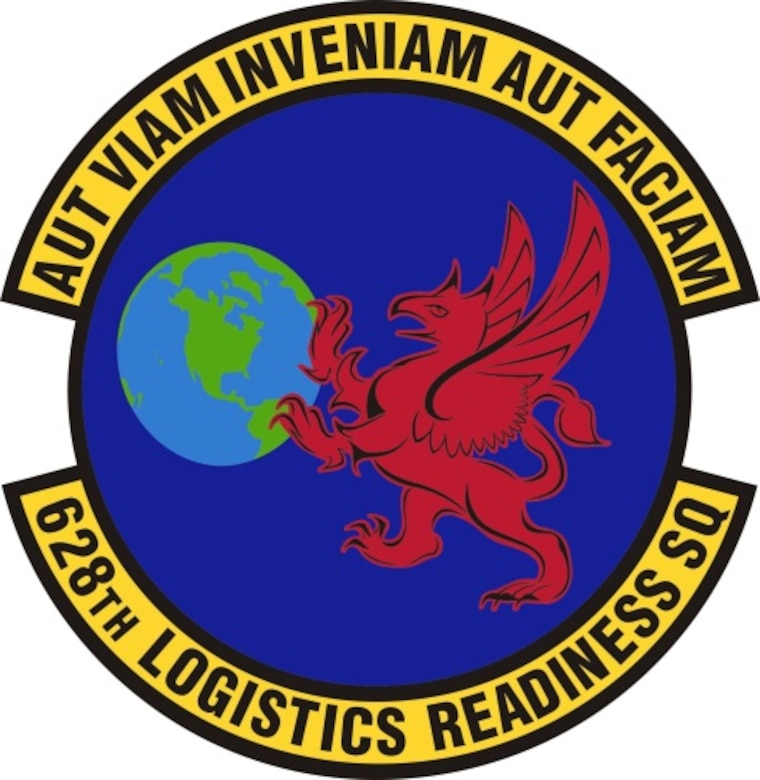 628th Logistics Readiness Squadron Emblem