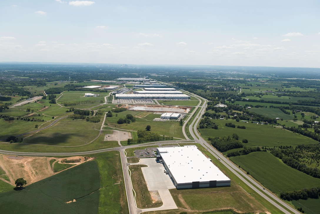 The River Ridge Commerce Center acquired an additional 830 acres from the Department of the Army in October with the signing of a mega-deed bundling five parcels that allowed the Army to transfer property off their books and gave the River Ridge Development Authority new land prime for development.