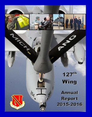 127th Wing Annual Report 2015